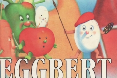 Eggbert The Slightly Cracked Egg (cover)