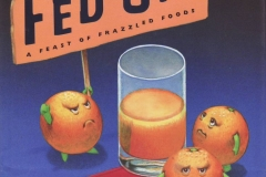 Fed Up! A Feast of Frazzled Foods (cover)