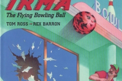 Irma, the Flying Bowling Ball (cover)